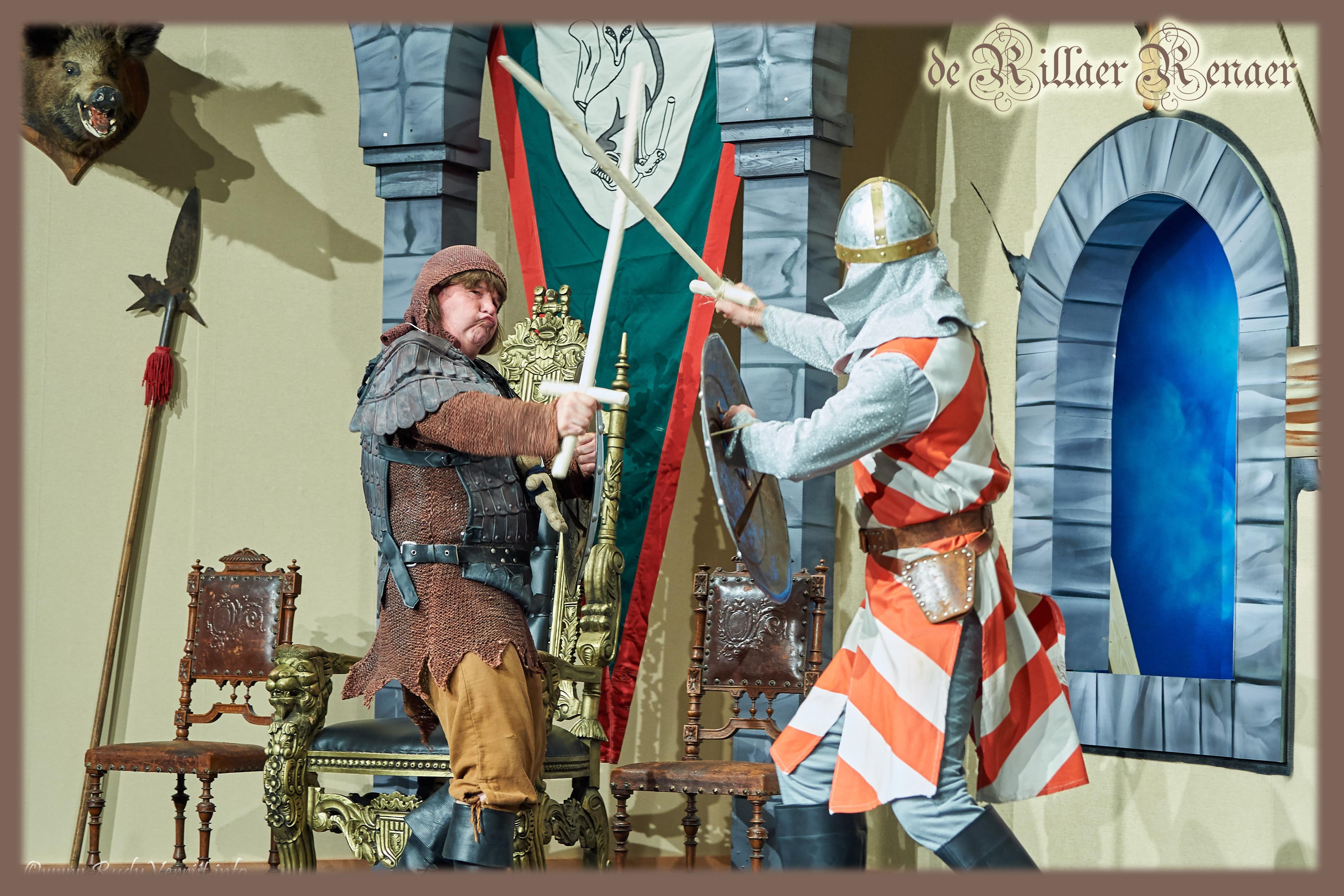 zwaardvechten