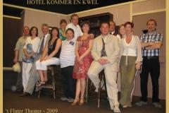groepsfoto toneel 2009