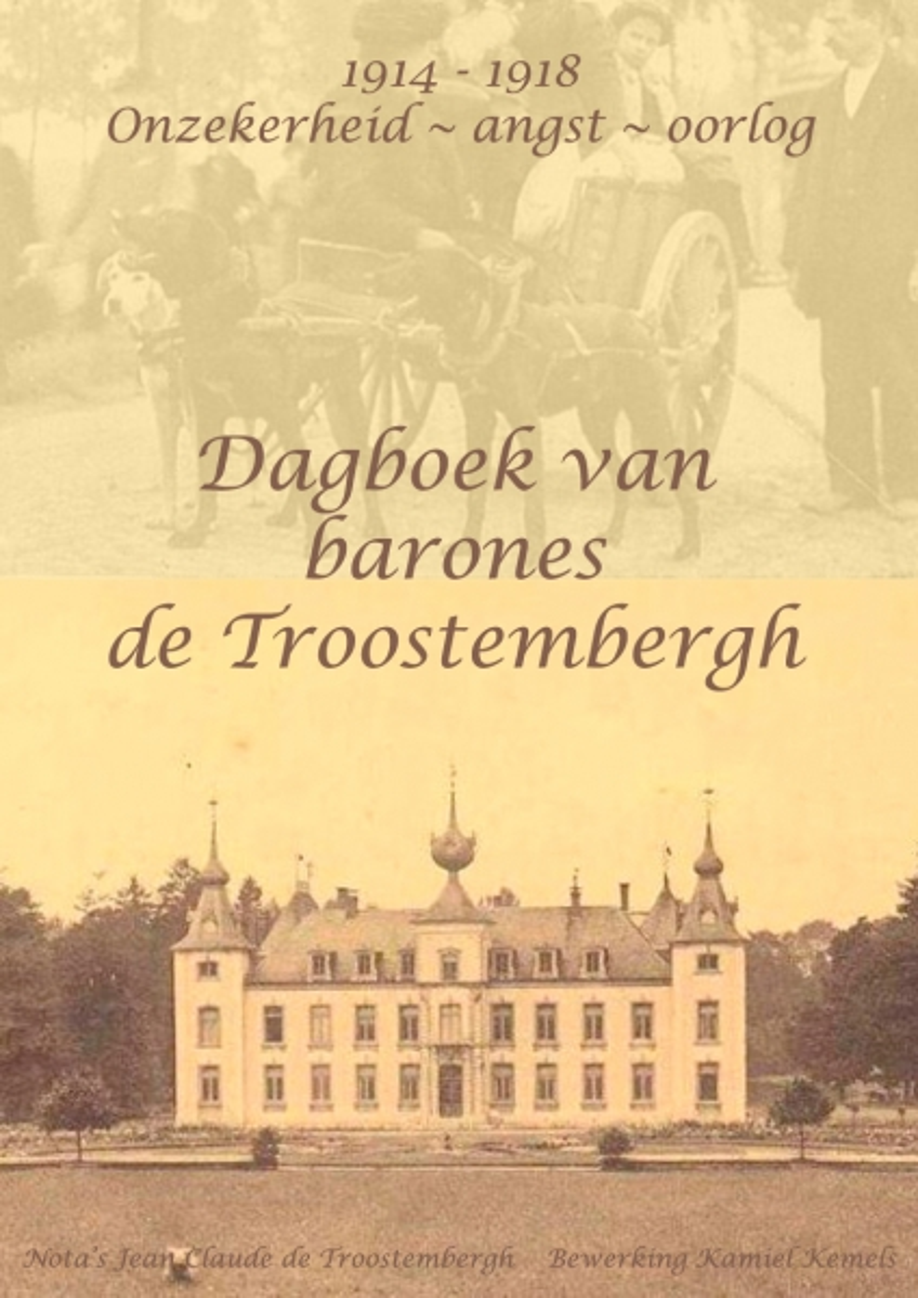 Dagboek van barones de Troostembergh